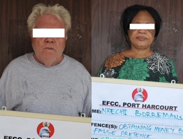 Dutch Couple Arrested for  Engaging In $330,000 Fraud in Port Hacourt
