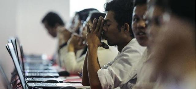 Guru Honorer Tagih Janji Mendikbud soal Pembelajaran Persiapan Tes PPPK