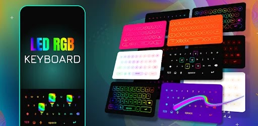 LED Keyboard - Color Backlit Keyboard RGB v6.1.8 Pro APK