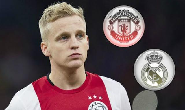 Tin HOT bóng đá sáng 16/1: Rộ tin Real vượt MU mua SAO Ajax 1422 tỷ đồng