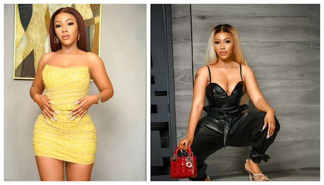 I Have A Handsome Man By My Side Who Loves and Care for me — Mercy Eke