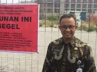 Mengejutkan, Anies Keluarkan Intruksi Upacara Di Pulau Reklamasi
