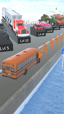 Screenshot Crash Master 3D - Apcoid