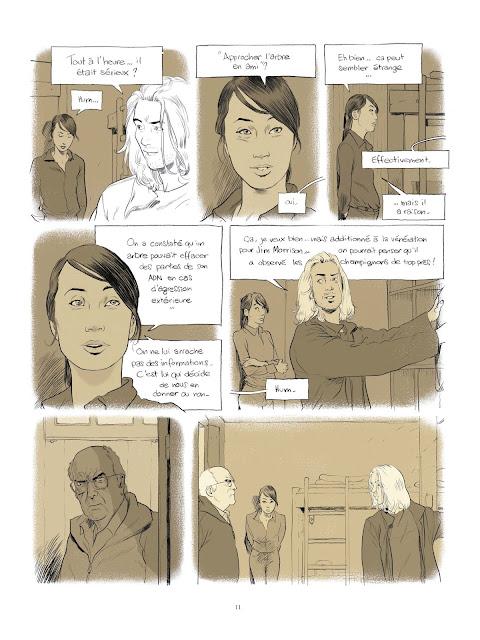 The End de Zep aux éditions Rue de Sèvres page 11