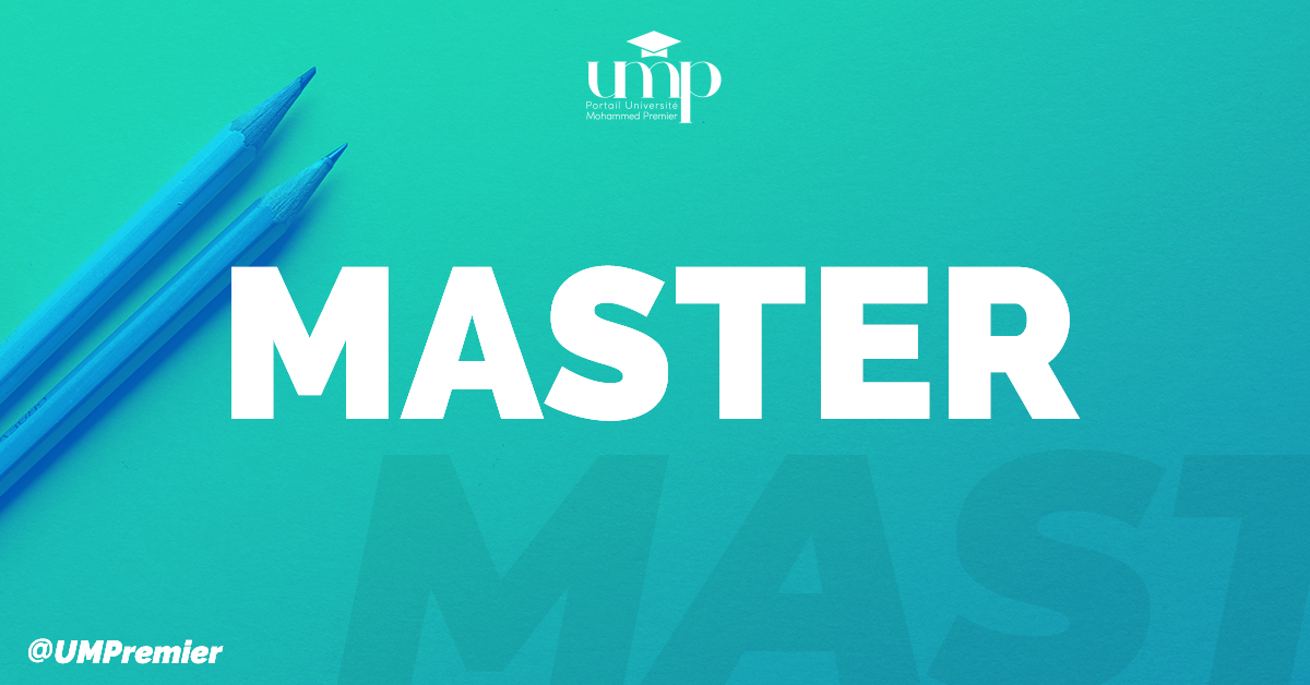 Master Systèmes d'Information et Systèmes Intelligents (M2SI) 2019/2020