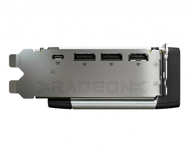card màn hình MSI Radeon RX 6900 XT 16G