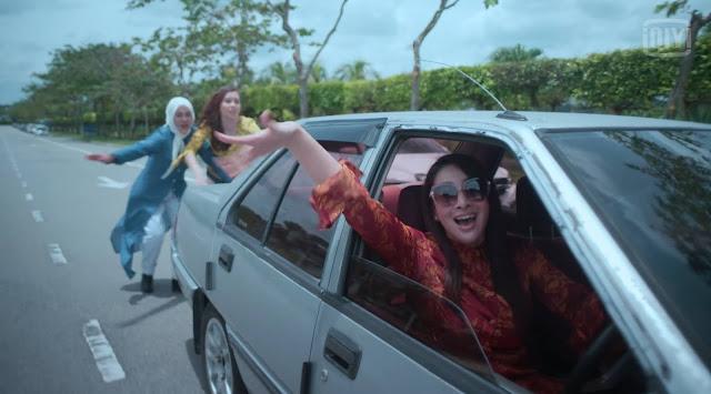 Drama Shah Alam 40K Eksklusif Di Aplikasi iQIYI