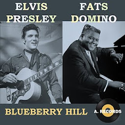 Elvis Presley - Fats Domino - Blueberry Hill - LPM-03AR (November 2017)