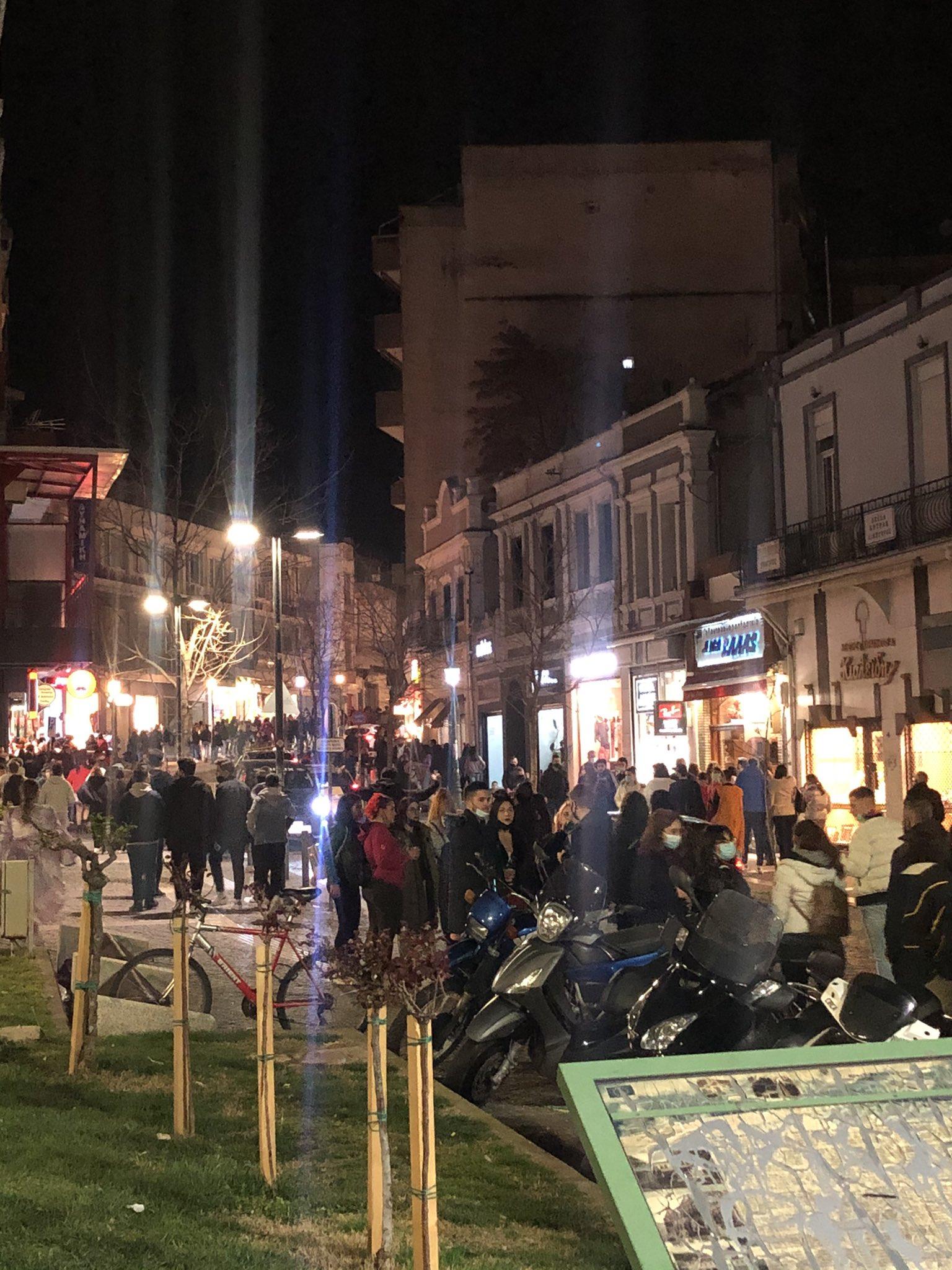 Κυριακή της Αποκριάς με γεμάτους δρόμους στην Ξάνθη [ΒΙΝΤΕΟ]