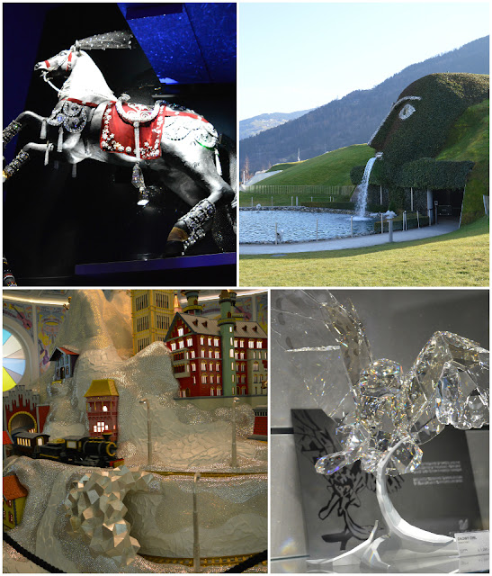 museo dei cristalli swarovski