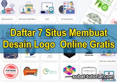 Daftar 7 Situs Membuat Desain Logo Online Gratis