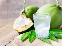 Manfaat Air Kelapa Untuk Tubuh Anda