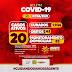 Jaguarari registra 09 novos casos de coronavírus no Boletim desta segunda-feira (07)