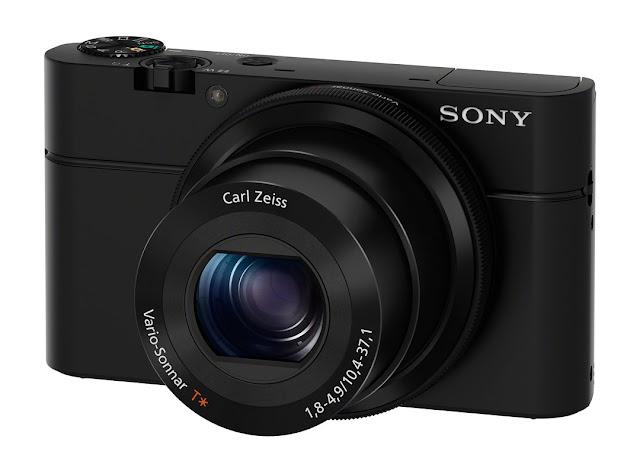 Fotografia della Sony RX100