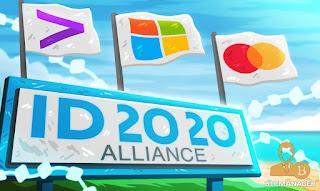 أصبحت Mastercard عضوًا في ID2020 Blockchain Alliance