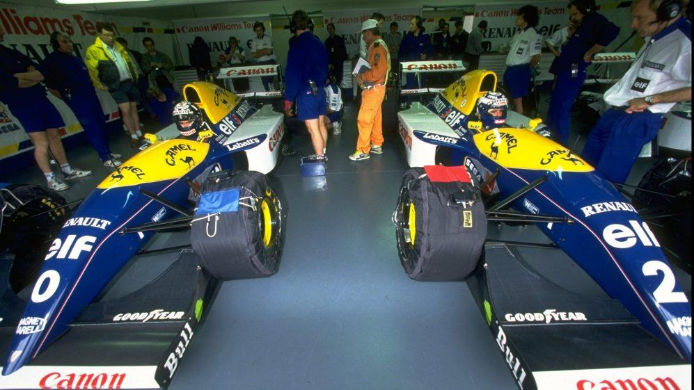 Prost diz que seu retorno de 1993 à F1 com a Williams - ao lado do apresentador da F1 Nation, Damon Hill - foi um choque para o sistema