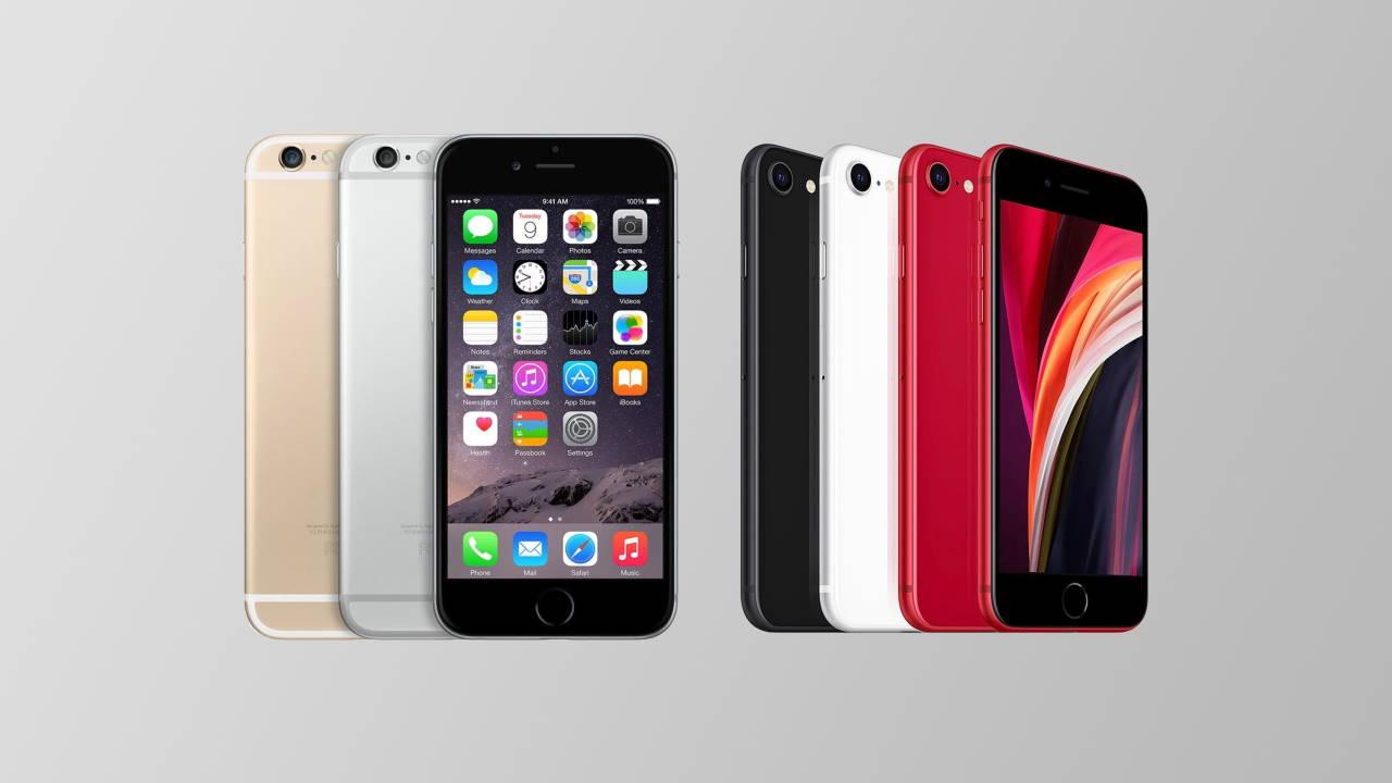 iPhone 6s 2020