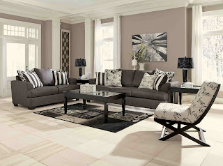 Accent chairs for living room with arms