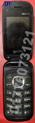 MAXTEL MAX-12 FLASH FILE