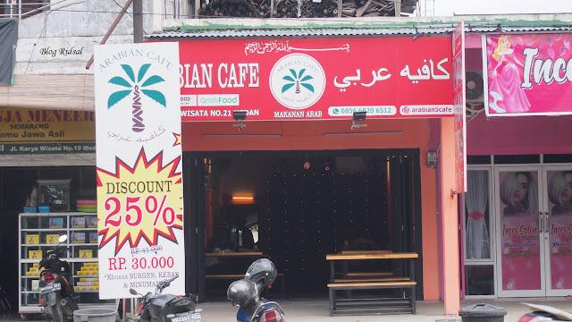 Arabian Cafe: Boleh Juga Nih Kuliner Arab