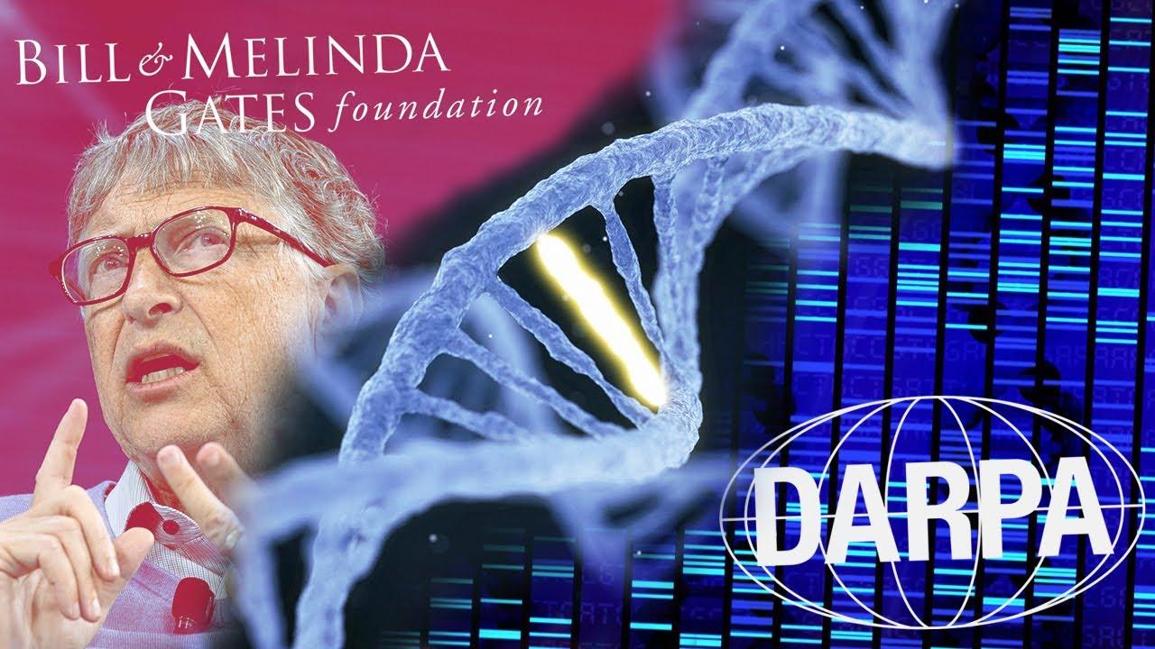 Documento de patente mostra que DARPA construiu o coronavírus com a ajuda de Bill Gates, OMS
