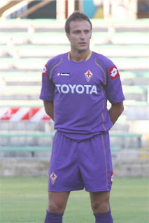 Gilardino scored 48 Serie A goals in his time with Fiorentina