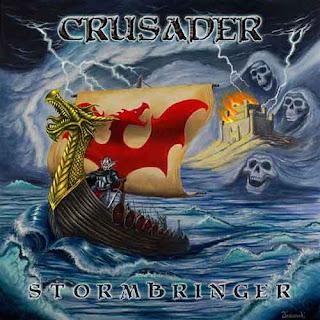 """Το ep των Crusader """"Stormbringer"""""""