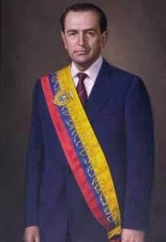 Presidente Rodrigo Borja Cevallos Ecuador