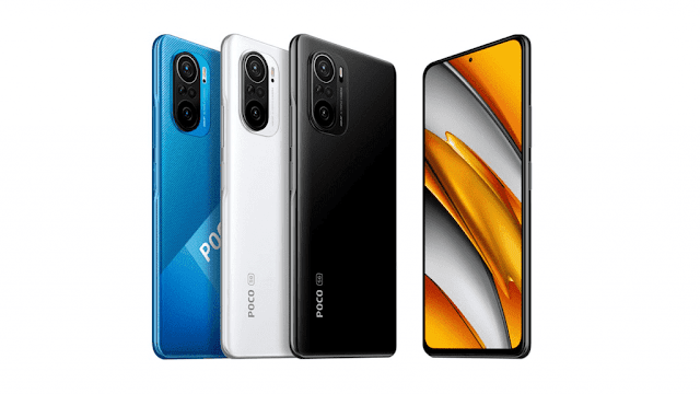 POCO F3 ANNOUNCED: SNAPDRAGON 870, E4 120Hz AMOLED DISPLAY & MORE; STARS AT ONLY 349EUROS