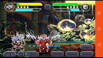 DBZ Mugen games for android