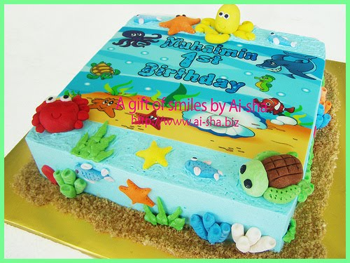 CAKE WITH IMAGE | FIGURINES