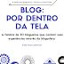 Convite aos blogueiros: livro Blog - Por Dentro da Tela
