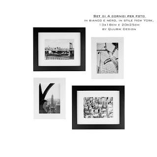 Set cornici foto