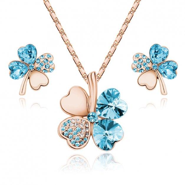 Komplet biżuterii na prezent dla dziewczyny