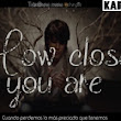 Miyano Mamoru -How Close you are- [Sub español + Karaoke]