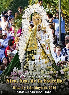 Romería de la Virgen de la Estrella - Navas de San Juan - 2016