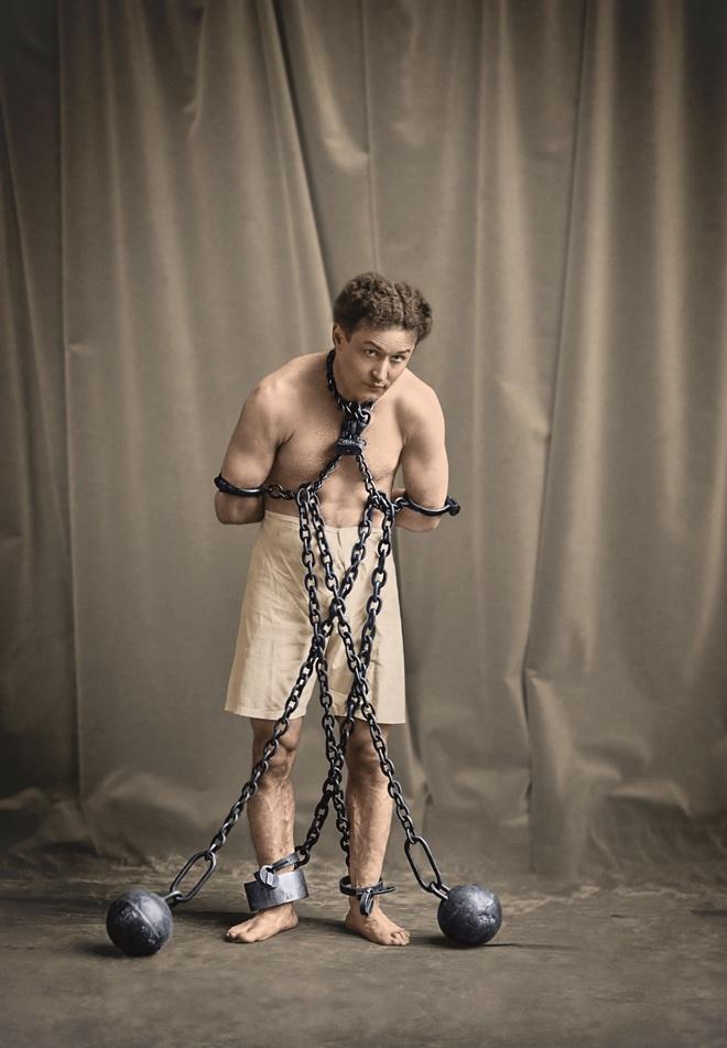 La noche de Halloween de la que Houdini no pudo escapar