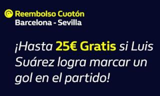 william hill Reembolso Barcelona vs Sevilla 6-10-2019