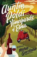 review of Auntie Poldi and the Vineyards of Etna by Mario Giordano