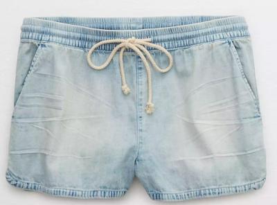 American Eagle Chambray Shorts