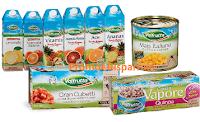 Logo Valfrutta: Quinoa, Polpa, Succhi e Mais . Stampa i nuovi buoni sconto