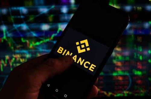 Binance stops selling digital equity issues