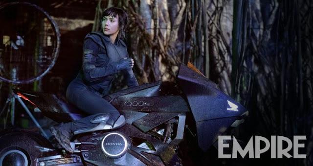 """Veja 6 fotos e uma cena de Scarlett Johansson em """"Ghost in the Shell"""""""