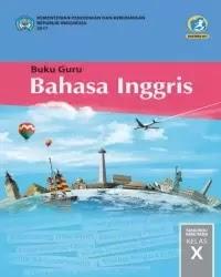 Buku bahasa Inggris Guru Kelas 10 k13 2017