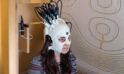 قبعة يمكنها فحص الدماغ بأكمله دفعة واحدة