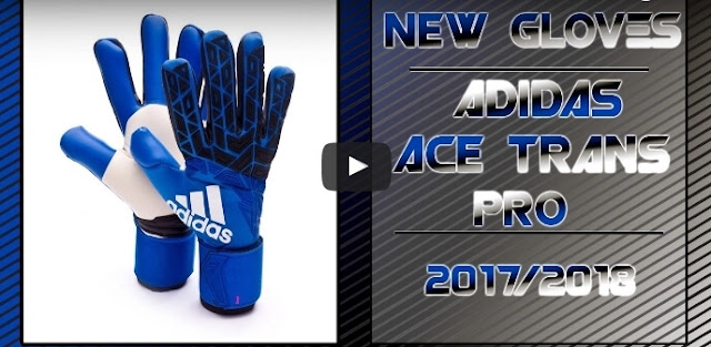 New Gloves Adidas Ace Trans Pro PES 2013