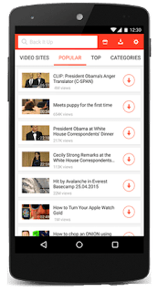 SnapTube – YouTube Downloader HD Video Beta v4.53.1.4531401 Premium APK is Here !