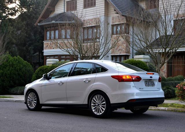 Ford Focus 2018 - Preço