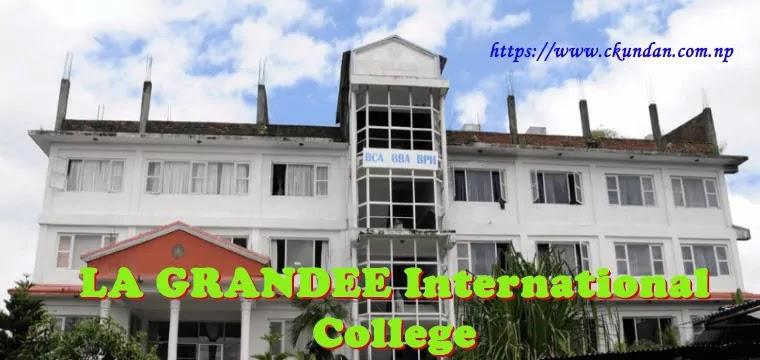 LA GRANDEE International College