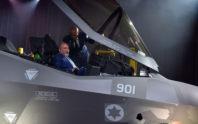 ISRAEL ORDERS 17 MORE F-35 JSF